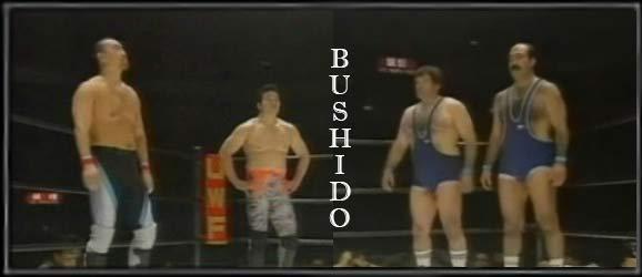 бушидо смотреть бои: