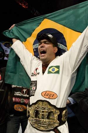 Результаты UFC 98